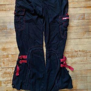 Vintage 2000s Kik Girl Rave Pants